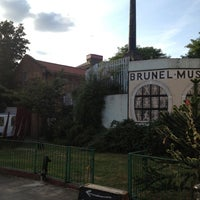 Photo taken at Brunel Museum by Ste E. on 9/22/2012
