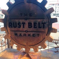 Photo taken at Rust Belt Market by Jen S. on 11/11/2012