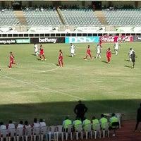Photo taken at The Safaricom Stadium by Morine M. on 10/11/2015