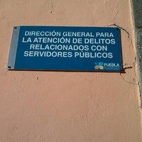 Photo taken at Dirección General para la Atención de Delitos Relacionados con Servidores Públicos by Juan Carlos O. on 9/19/2013