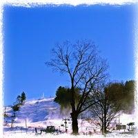 Photo taken at Thunder Ridge Ski Area by Charles D. on 1/27/2013