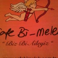Photo taken at Cafe Bi-Melek by Meltem Duman on 4/20/2013