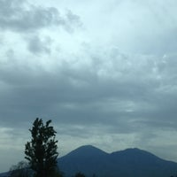 Photo taken at Mount Vesuvius by Alessandra B. on 4/26/2013