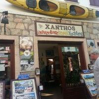 Das Foto wurde bei Xanthos Travel von Sefer S. am 9/18/2012 aufgenommen