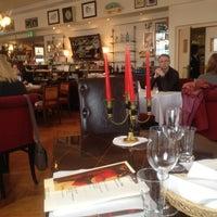 Photo taken at Café de Ville by S. Y. on 10/7/2012
