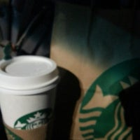 Photo taken at Starbucks by Esther H. on 3/11/2013