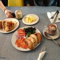 Pillow Cafe Brooklyn Menu