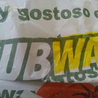 Photo taken at Subway by Joao C. on 1/9/2013