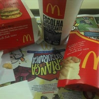 Photo taken at McDonald's by Guilherme Q. on 12/5/2012