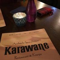 Photo taken at Karawane by Monika M. on 12/9/2016