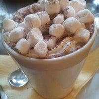 Photo taken at Aldwinckles Coffee Shop by Jane B. on 3/28/2013