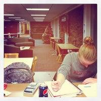 Photo taken at Baran Hall: Saint Martin's University by Austin B. on 12/5/2012