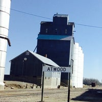 Photo taken at Atwood, KS by Kristie T. on 3/2/2014