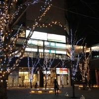 Photo taken at 八王子駅南口駅前広場 by anemone* on 12/29/2012
