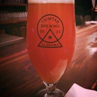 Photo taken at Trimtab Brewing Company by Juhmad H. on 2/12/2014