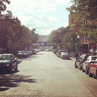 Photo taken at Armory Square by John D. on 8/16/2013