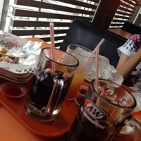 Photo taken at A&W by Reinard H. on 12/8/2013