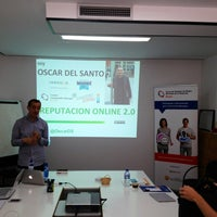 Photo taken at Curso Community Manager Elche by Francisco P. on 5/27/2013