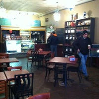 Photo taken at Common Ground Coffee by Brian D. on 2/21/2013