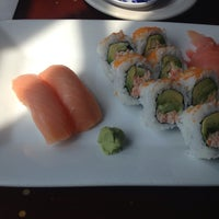 Photo taken at Sushi on McKinney by Debbie on 7/5/2013