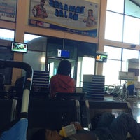 Photo taken at Gate 4 by Attiin S. on 7/16/2013