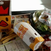 Photo taken at Burger King by Cathy C. on 7/12/2015