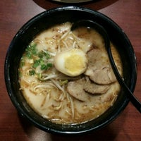 Photo taken at Ajisen Gourmet Town by Michelle L. on 9/25/2016