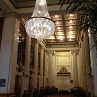 Photo taken at Kimpton Hotel Monaco Baltimore Inner Harbor by Jeffrey on 9/27/2012