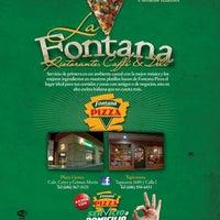 Foto tomada en Fontana Ristorante Italiano por Fontana R. el 8/13/2013