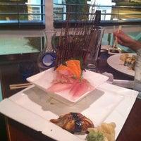Photo taken at Sakura Japanese Steak House by Amanda Z. on 8/29/2014