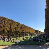 10/5/2018にElyn P.がGrand Bassin du Jardin du Luxembourgで撮った写真