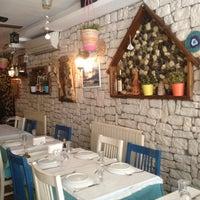 Photo taken at Mavra Restaurant by Dalinin D. on 4/13/2013