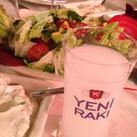 11/29/2012 tarihinde Dalinin D.ziyaretçi tarafından Kordon Yengeç Restaurant'de çekilen fotoğraf