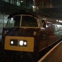 Photo taken at Platform 2B by Peter H. on 12/14/2013