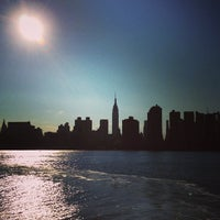 Photo taken at East River Ferry by Chisco F. on 8/7/2013