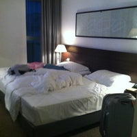 Photo taken at Four Points by Sheraton Bolzano by 주환 on 10/6/2012