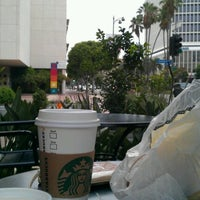 Photo taken at Starbucks by Emily B. on 9/25/2012