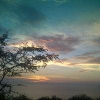 Photo taken at Cerro El Morro by María Valentina S. on 9/1/2013