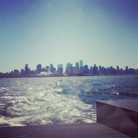 Photo taken at Lonsdale Quay SeaBus Terminal by Tracy P. on 5/4/2013