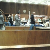 Photo taken at Clara Shortridge Foltz Criminal Justice Center by Laurie W. on 9/21/2012