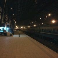 Photo taken at Ramsis Railway Station by Eslam M. on 1/12/2013