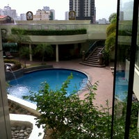 Photo taken at Pan Pacific Manila by Joejarie S. on 2/20/2013