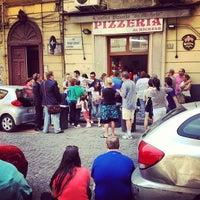 Photo taken at L'Antica Pizzeria da Michele by Vitor A. on 6/6/2013