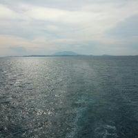 Photo taken at Selat Sunda by Setiabudi A. on 4/13/2015