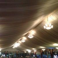 Photo taken at Sheraton Ramadan Tent by Christian J. on 7/11/2013