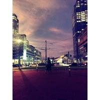 Photo taken at West-Kruiskade by Debby (debz.) B. on 12/1/2015