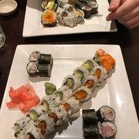Photo taken at Nu Sushi by David W. on 3/11/2017