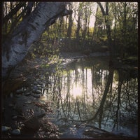 Photo taken at Petrifying Springs County Park by Anne L. on 5/8/2013