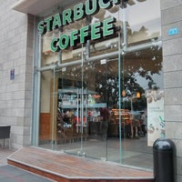 Photo taken at Starbucks (星巴克) by Renqing D. on 6/4/2013