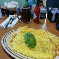 Photo taken at Jake's Diner by Adam B. on 6/20/2014